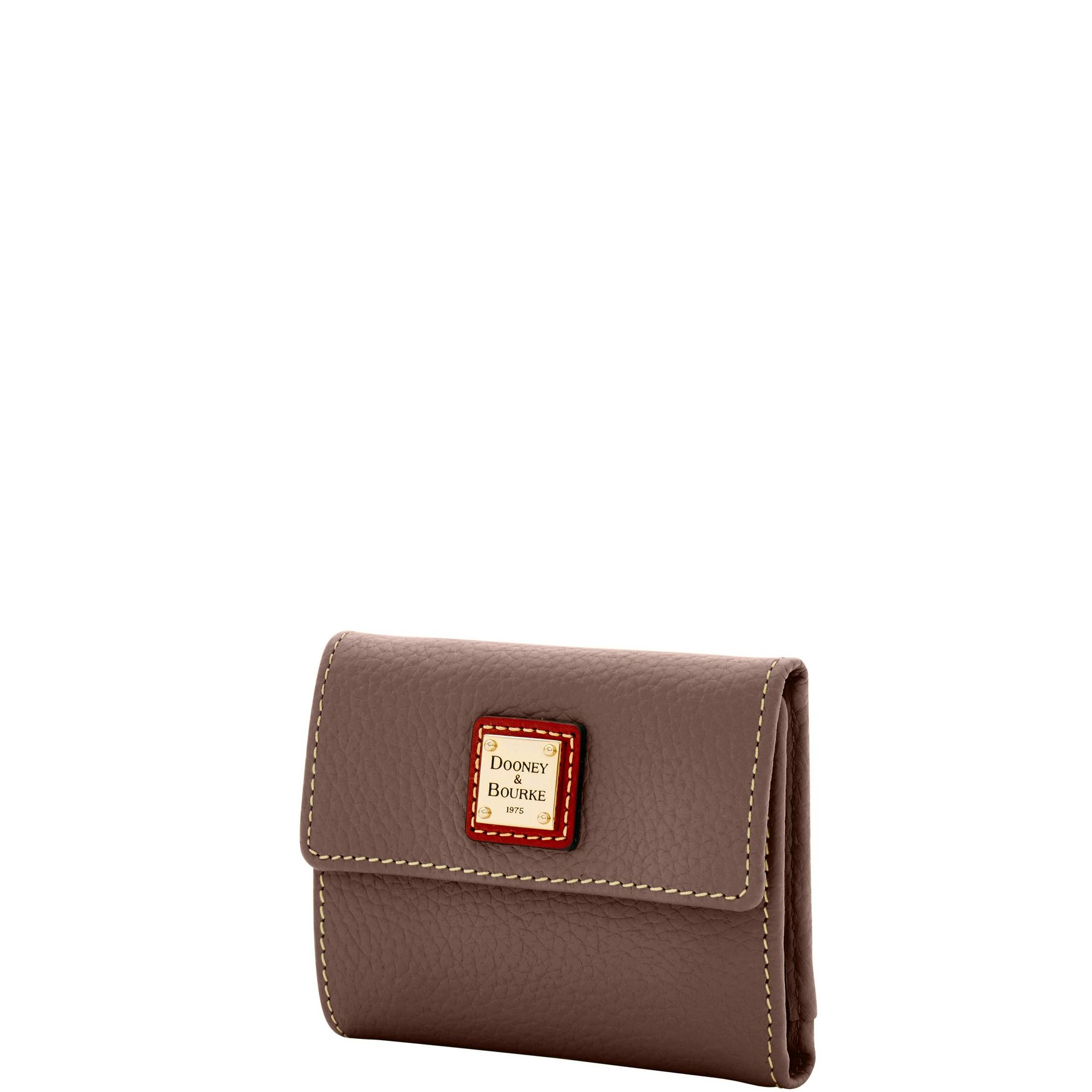 Dooney-amp-Bourke-Pebble-Grain-Small-Flap-Wallet thumbnail 32