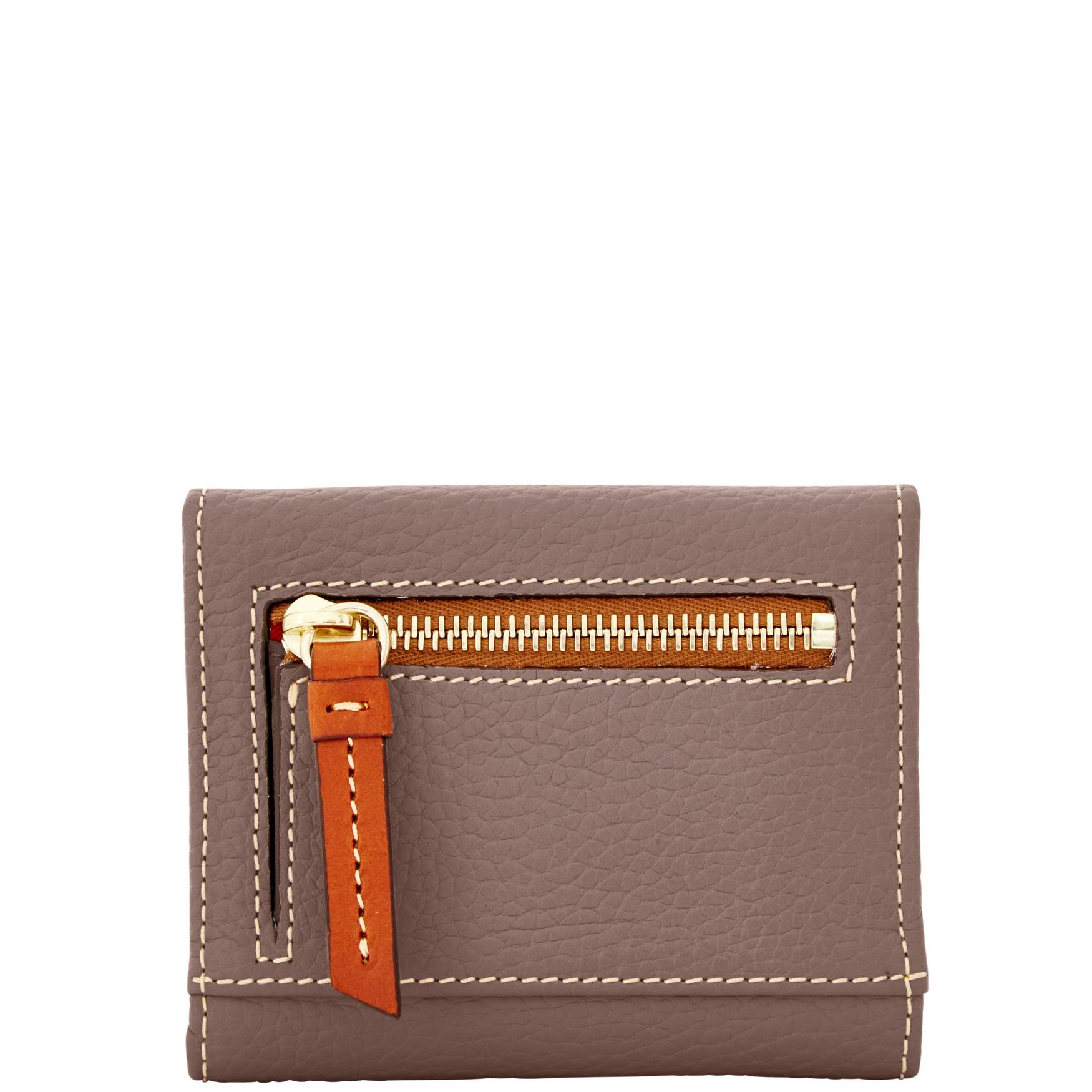 Dooney-amp-Bourke-Pebble-Grain-Small-Flap-Wallet thumbnail 34