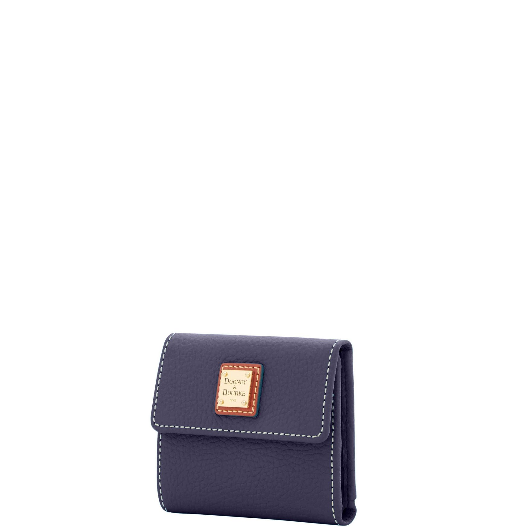 Dooney-amp-Bourke-Pebble-Grain-Small-Flap-Wallet thumbnail 52