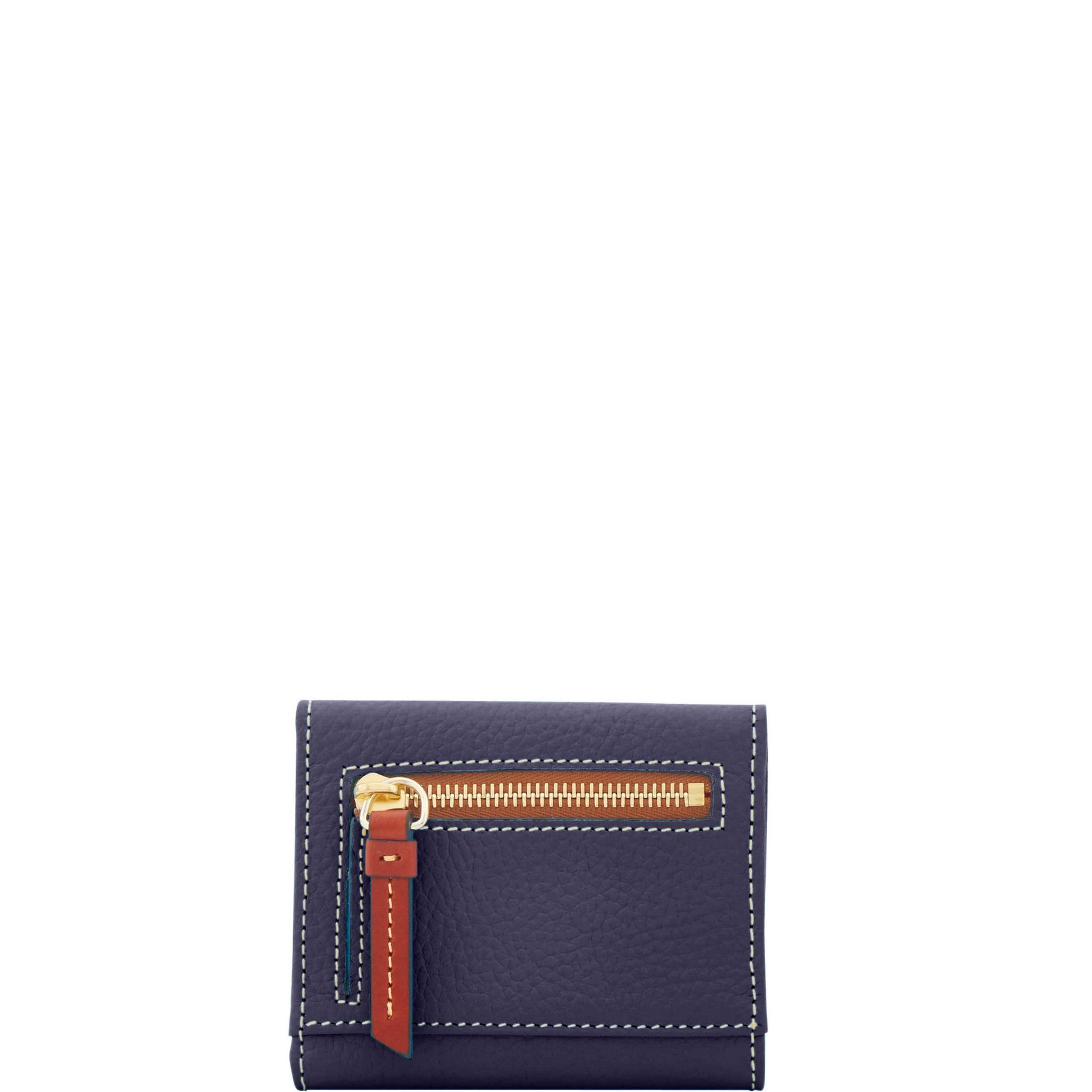 Dooney-amp-Bourke-Pebble-Grain-Small-Flap-Wallet thumbnail 54