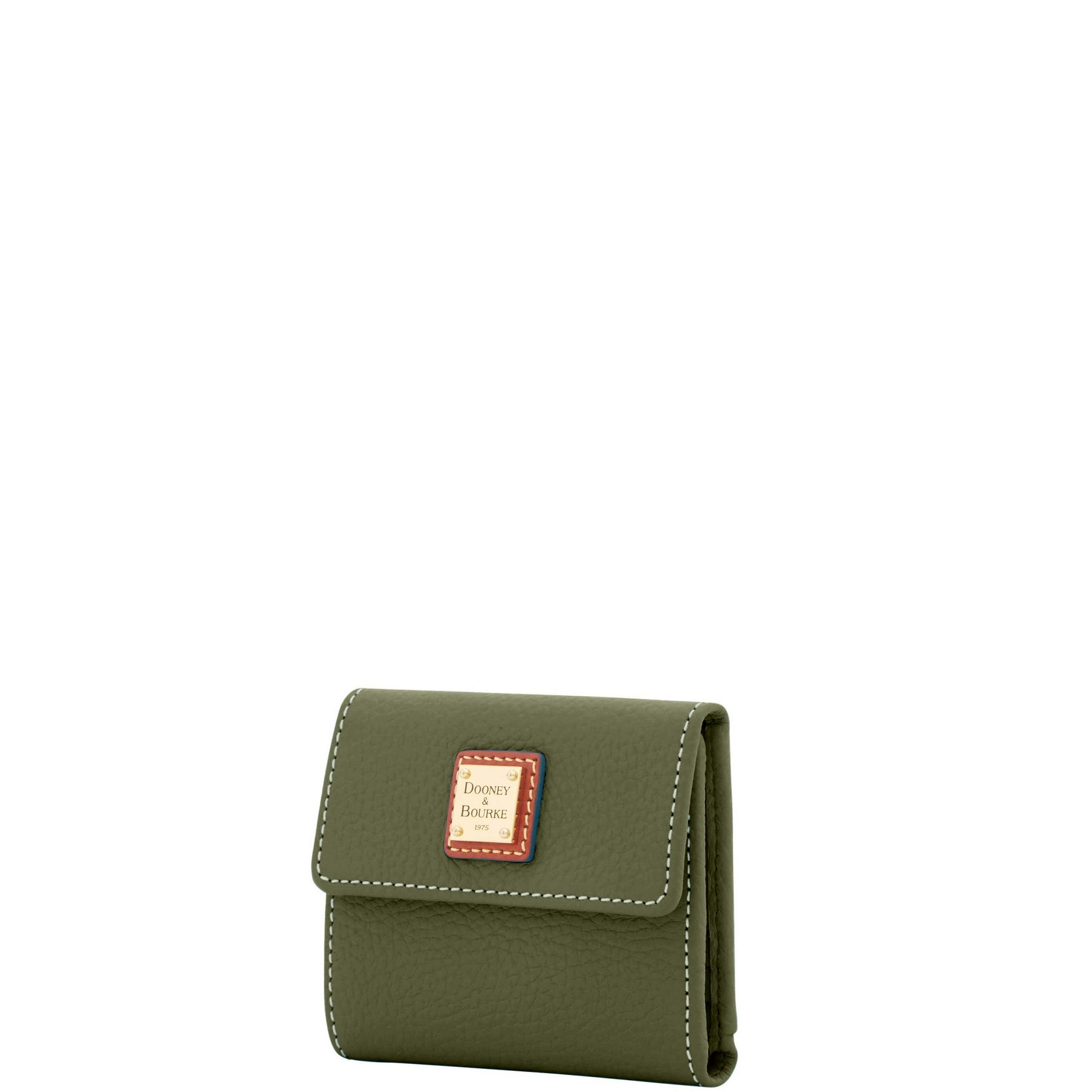 Dooney-amp-Bourke-Pebble-Grain-Small-Flap-Wallet thumbnail 56