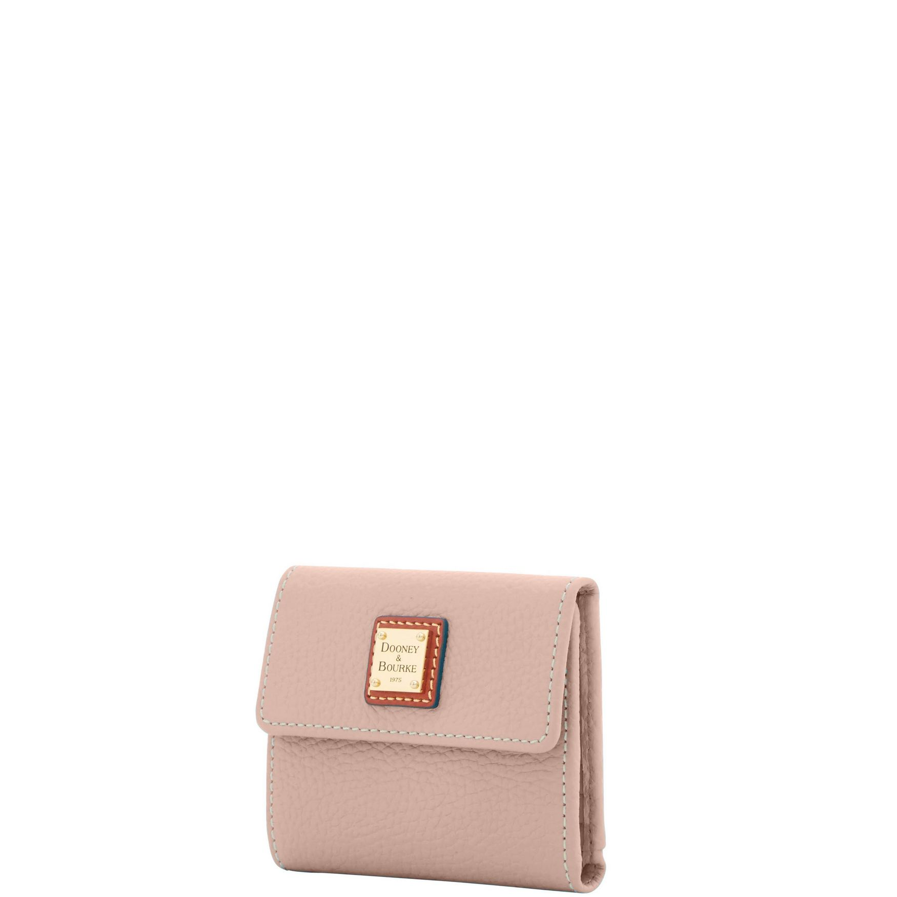 Dooney-amp-Bourke-Pebble-Grain-Small-Flap-Wallet thumbnail 60