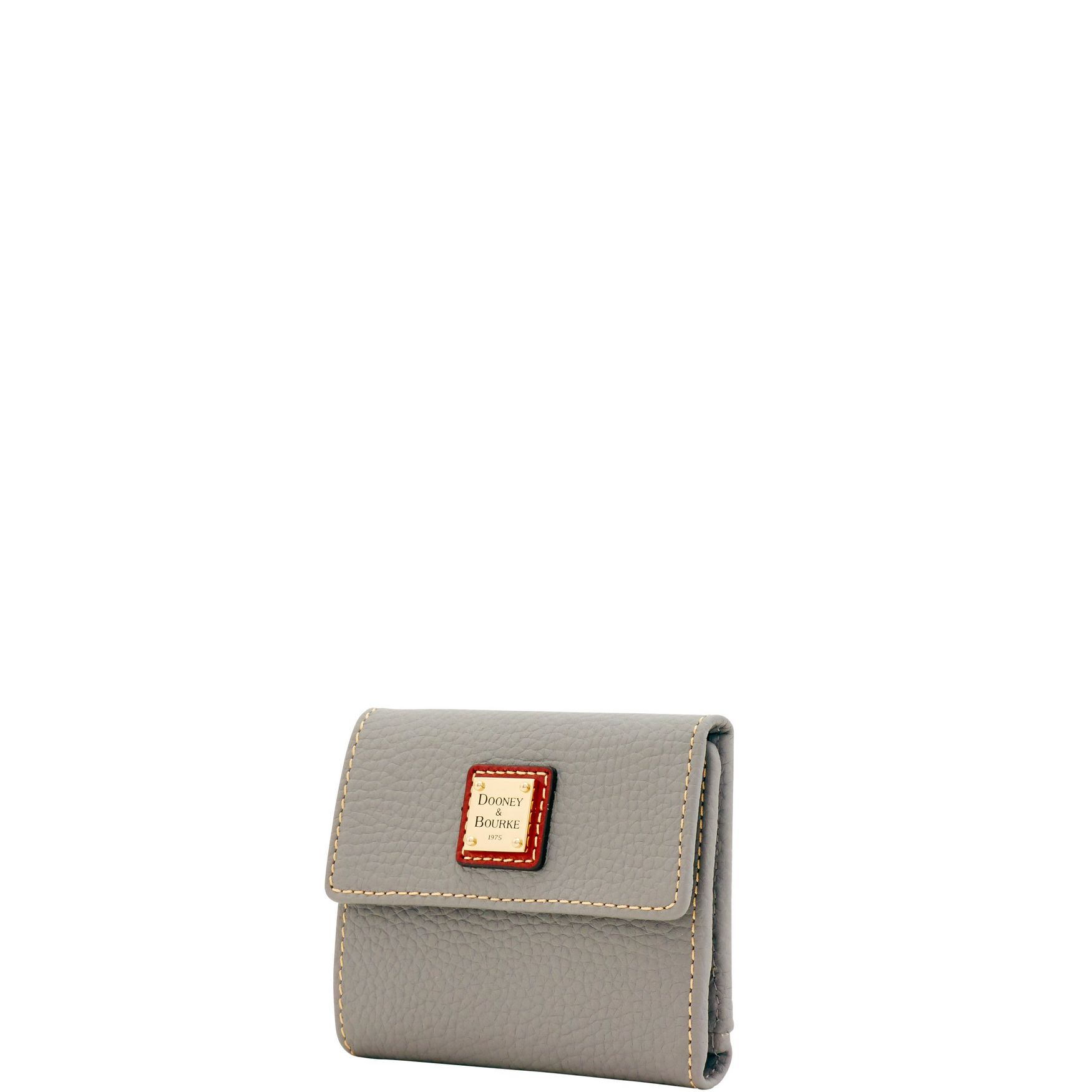 Dooney-amp-Bourke-Pebble-Grain-Small-Flap-Wallet thumbnail 80