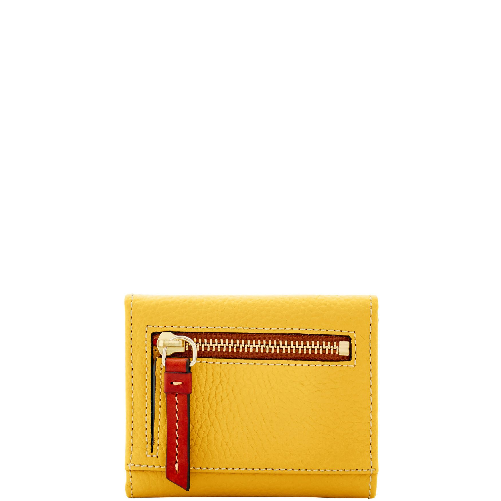 Dooney-amp-Bourke-Pebble-Grain-Small-Flap-Wallet thumbnail 26